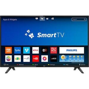 "[Cartão Shoptime] Smart TV LED 43"" Philips Full HD 43PFG5813/78 - Conversor Digital Wi-Fi 2 HDMI 2 USB por R$ 1.201"