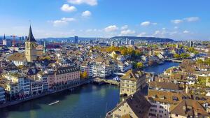 Voos para Zurique, saindo de Salvador. Ida e volta, com taxas incluídas, a partir de R$2.030