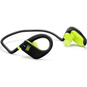 Fone de Ouvido JBL Ergonômico Endurance Jump, Preto e Verde | R$228