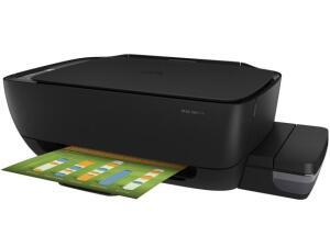 "Impressora Multifuncional HP Ink Tank 316 - Jato de Tinta Colorida LCD 1,14"" USB | R$522"