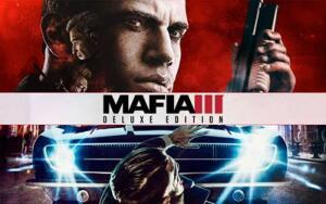 Mafia 3 Deluxe Edition (PC) - R$32