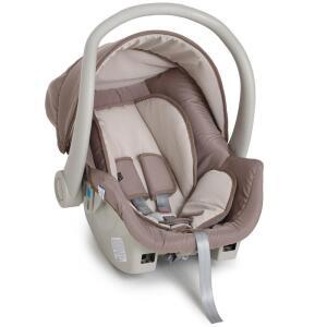 [50% AME] Bebê Conforto de 0 a 13kg Cocoon Cappuccino - Galzerano | R$350