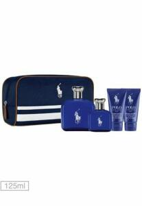 Kit Perfume Polo Blue Ralph Lauren 125ml