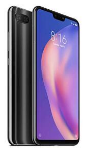 "Smartphone Xiaomi Mi8 Lite 64GB 4GB RAM Tela 6.26"", 4G, Preto - R$1170"