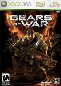 [Xbox 360 + Retrocompátivel Xbox One] Gears of War - R$10