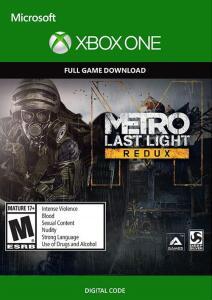 [Xbox One] Metro Last Light Redux por R$ 20