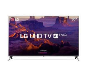 "Smart TV 4K LG 50 """
