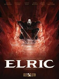 HQ | Elric. O Trono de Rubi + Poster - R$50