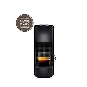 Cafeteira Nespresso Essenza Mini, Máquina de Café, 220V, Preto