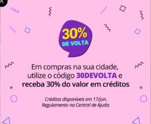 30% de Volta no PEIXE URBANO