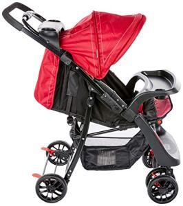 Carrinho de Bebê Shift Infanti - Cherry | R$342