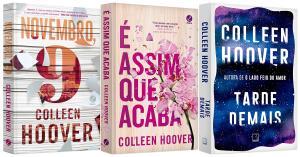 Colleen Hoover - Caixa  | R$60