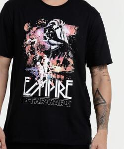 camiseta guerra nas estrelas
