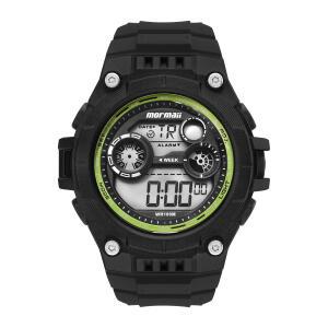 Relógio Digital Mormaii Acqua Masculino Preta MO9000C/8V por R$ 90