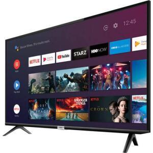 "Smart TV LED 32"" Android TCL 32s6500 HD com Conversor Digital Wi-Fi Bluetooth 1 USB 2 HDMI Comando de voz - R$899 (R$719 com AME)"