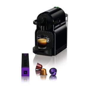 Máquina de Café Expresso Nespresso Inissia D40 Preto por R$ 200