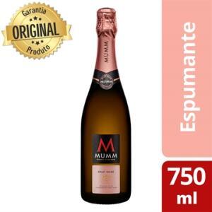 Espumante Mumm Cuvée Brut Rosé 750ml - R$47