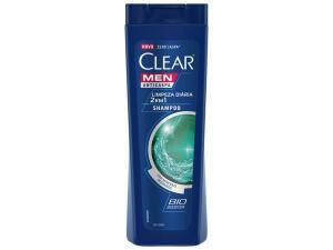Shampoo Clear Limpeza Diária 2 em 1-200ml