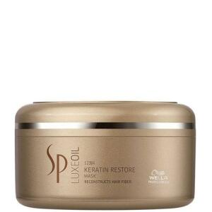 Wella Sp Luxe Oil Keratin Restore Mask - 150ml R$48,93 com AME (30%) - Frete grátis BR