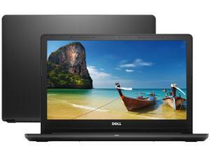 "Notebook Dell Inspiron i15-3567-D15P - Intel Core i3 4GB 1TB 15,6"" Linux   R$1699"