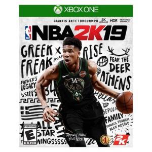 [Xbox One] NBA 2K19 - R$12