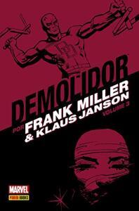 Demolidor por Frank Miller & Klaus Janson - Volume 3 | R$45