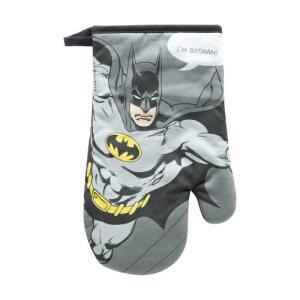 Luva Algodão I Am A Batman Preto | R$18