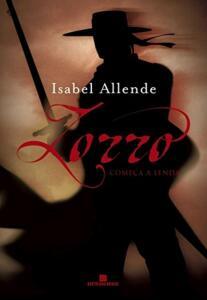 Livro Zorro: Começa a lenda - R$10