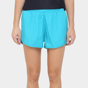Short Asics Core 3Inches II Feminino - Azul Piscina R$30