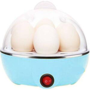 Cozedor Multi Funçoes Eletrico Vapor Cozinhar Ovos Egg Cooker - AB MIDIA - R$32
