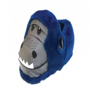 Pantufa Gorila Azul - 34/36 - Ricsen R$40