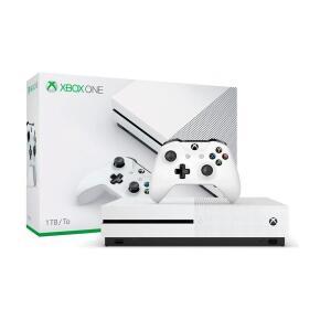 Console Xbox One Slim 1TB - Microsoft - R$1230