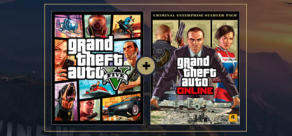 Grand Theft Auto V: Premium Online Edition PACOTE