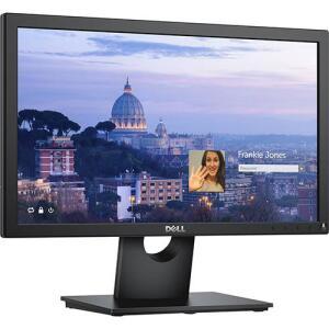 """Monitor LCD LED 18,5"""" Dell E1916h Preto por R$ 387"""