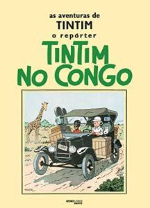 HQ | Tintim no Congo - R$30