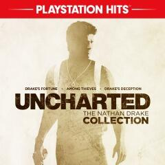 [PSN] UNCHARTED The Nathan Drake Collection - R$40