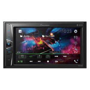 "Central Multimídia Pioneer MVH-G218BT LCD 6,2"" - Touch Bluetooth USB Auxiliar | R$460"