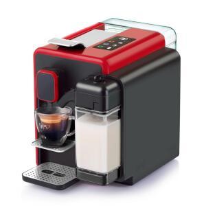 Máquina de Café Expresso TRES Barista Multipressão - Vermelha - R$509