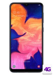 Samsung Galaxy A10 32GB - 4G Preto + Vivo controle ( R$ 50) por R$ 699