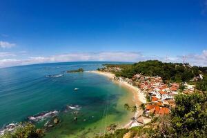 Pacote Morro de São Paulo: aéreo de Belo Horizonte e hospedagem para 2 adultos, por R$1.262
