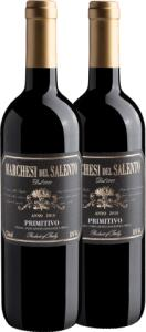 Duo Marchesi del Salento Primitivo 2018 R$56