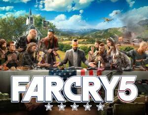 Far Cry 5 - PS4 R$50