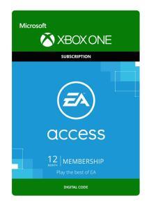 EA Access 12 meses p/ Xbox One R$86