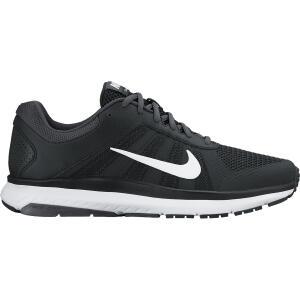 Tênis Nike Dart 12 MSL Masculino - Preto e Branco - R$190