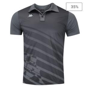 Camisa Polo Kappa Diagonale - Masculina