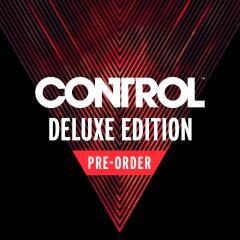 Pré-venda Control Deluxe Edition - PS4