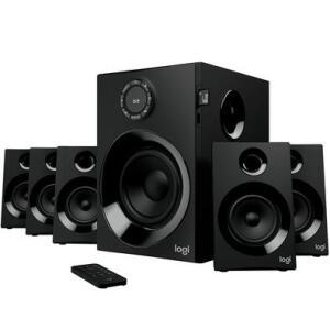 aixa de Som Logitech Z607 5.1 Surround, Bluetooth, 160W