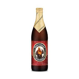 Cerveja Franziskaner Hefe Weissbier Dunkel 500ml | R$10