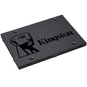 "Ssd Desktop Notebook Ultrabook Kingston A400, 240gb, 2.5"", Sata Iii 6 Gb/S - Sa400s37-240g - R$148"