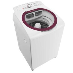Lavadora de Roupas Brastemp 11 kg Ative! BWH11A com Turbo Agitação - Branca 110V - R$1349